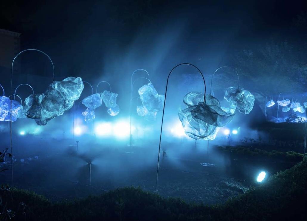 Water light festival Turnerhof.com